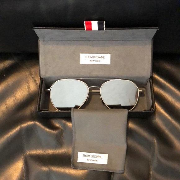 Browne AccessoriesMirror Thom Thom Poshmark Sunglasses rhQdBsCxt